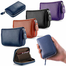 Unisex Coin Purse Small Short Wallet Bag Money Change Key Credit Card Holder