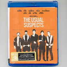 Usual Suspects R 1995 movie, new Blu-ray, Stephen Baldwin, G Byrne, Kevin Spacey