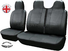 MERCEDES VITO  - HEAVY DUTY LEATHERETTE VAN SEAT COVERS - SINGLE + DOUBLE