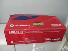 Motorola DSR505 Star Choice - Advanced HDTV decoder Digital Satellite Receiver
