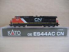 Escala N - Kato locomotora Diesel GE Es44ac Gevo Canadian National 176-8927 Neu