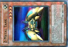 Ω YUGIOH CARTE NEUVE Ω SUPER RARE N° MFC-006 Z-METAL TANK (Mint Condition)