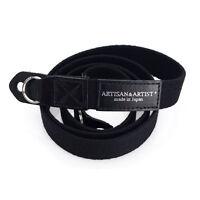 Artisan & Artist Camera Strap for Leica & Premium Compacts. ACAM 102 BLACK