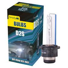 SIMPLY D2S HID 12 V 35 W P32d-2 Xenon GAS Lampadine per fari faro auto