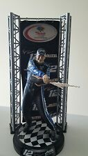RYAN NEWMAN #12 LOOSE MCFARLANE FIGURE 6 INCH TOY STATUE NASCAR ALLTEL SNAP ON