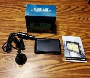 Magellan Roadmate 5120-LMTX GPS Navigator Lifetime Map Updates NICE
