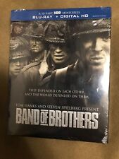 Band of Brothers (Blu-ray, Digital, 6-Disc Set, 2015) NEW