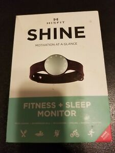Misfit Shine Motivation At A Glance + Sleep Monitor Teal