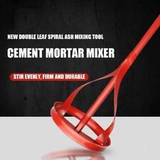 Paint & Mud 1-5 Gallon Mixer Shaker Stirrer Agitator Power Drill Attachment BEST