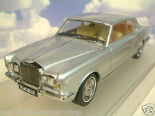 1/18 PARAGON 1968 ROLLS ROYCE SILVER SHADOW MPW LHD 2 DOOR COUPE SILVER CHALICE