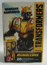 Transformers BumbleBee Awesome Designs! 20 Sterile Adhesive Bandages