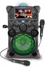 Singing Machine Festival Portable High-Definition LCD Karaoke System BRAND NEW