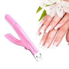 U Edge Nail Art  Manicure Acrylic Gel False Tips Clipper Cutter Nail Scissors