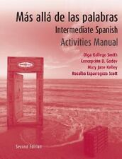M?s all? de las palabras, AM: Intermediate Spanish (Spanish Edition), Gallego, O