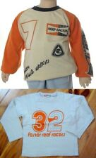 LOT DE 2 TEE-SHIRTS MARQUE FOSTER - TAILLE 3 ANS - DONT 1 NEUF