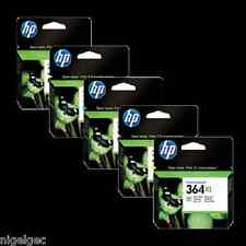 HP 364 SET 5 B/PB/C/M/Y  PREMIUM PLUS B109A B209A C309A