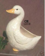"""NEW #501B Ceramic Emporium Mold """"Goose Planter"""" Mold - LAST ONE"""