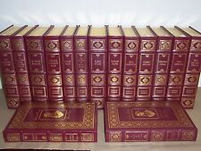 easton press WORKS OF CHARLES DICKENS 20 vols