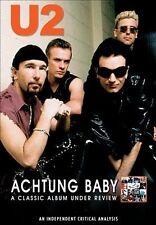 Achtung Baby U2 DVD **FREE POST**