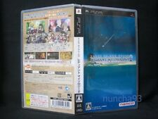 TextVoice:Japanese/ PSP Tales of The World Radiant Mythology 2 USED Japan Import