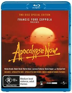 Apocalypse Now (2 Disc Special Edition with Original and Redux Editions) (Blu-ra