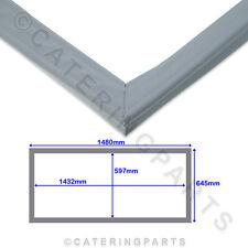 ELECTROLUX ZANUSSI 087129 verticale frigo Armadietto Porta Guarnizione 1480mm x 645MM