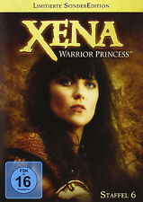 6 DVDs * XENA - STAFFEL 6 (LIMITED EDITION) # NEU OVP %