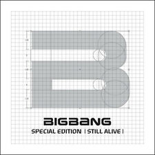 K-pop BIGBANG -STILL ALIVE (SPECIAL EDITION) (BB02SPB)