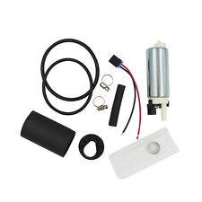 Electric Intank Fuel Pump w/ Installation Kit Strainer For Chevrolet GM Vehicles