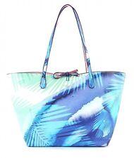 Desigual Handtasche WN 18saxp06 5013 Bols Blue Palms Capri