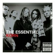 KORN - THE ESSENTIAL KORN 2 CD 28 TRACKS NEW METAL NEU