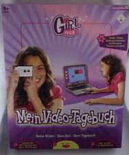 Mein digitales Video-Tagebuch Kinder Kamera Software Anleitung Girl tech Mattel