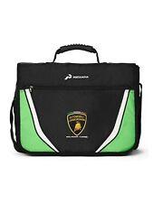 OFFICIAL LAMBORGHINI Squadra Corse Messenger Bag / Laptop Bag - 2019 2020 season