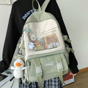 Cottagecore/Fairycore Aesthetic Kawaii BACKPACK, Christmas gift, School, Sanrio