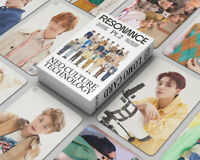 54pcs Set Kpop NCT2020 Lomo Card NCT RESONANCE Pt.2 Collective Lomocards