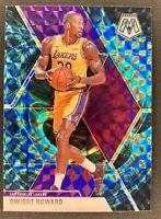 2019-20 Panini Mosaic Dwight Howard Genesis Prizm SSP Lakers Rare!