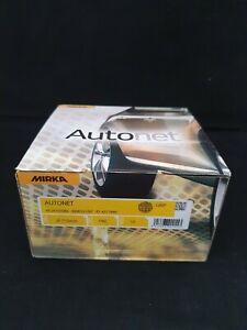 "Mirka Autonet 6"" (150mm) Mesh Sanding Discs  P80 Pack x50"