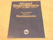 AD&D Rules Supplement The Complete Book of Necromancers