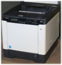 Kyocera FS-C5250DN 26 ppm 256MB Duplex LAN Farblaserdrucker 61.650 Seiten B-Ware