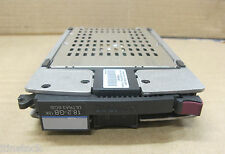 Compaq 18.2 GB WIDE ULTRA 3 SCSI 15K RPM UNIVERSALE Hot plug Hard Drive 189395-01