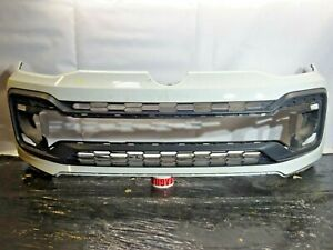 VW UP GTI 17-19 White Front Bumper 1S0807221H