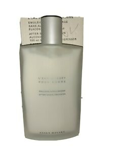 Issey Miyake L'eau D'issey Pour Homme Soothing After Shave Balm 3.3 oz /100 ml