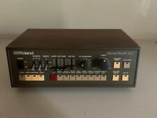 Vintage Roland PB300 Rhythm Plus Analogue Drum Machine Midi