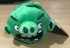 New Angry Birds Rovio Mobile Plush Toy Stuffed Animal Character Pig