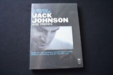 JACK JOHNSON A WEEKEND AT THE GREEK RARE NEW SEALED NTSC DVD!