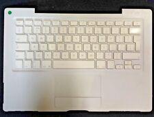Apple Macbook A1181 Blanco 13 Teclado Trackpad Carcasa Superior 2009 2300 2330 de EMC