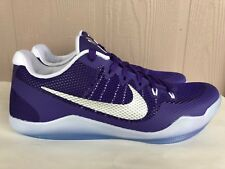 check out 21867 82753 Men s Nike Kobe 11 XI TB Promo Basketball Shoes Purple White SZ 14  856485-551
