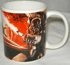 Awesome Star Wars Mug with Luke & Darth Vadar Fighting with Light Sabers