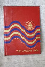 "Pope John Paul II High School Year Book ""The Jaguar"" Slidell Louisiana 1984"