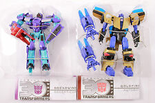 Transformers Generations IDW Deluxe DREADWING & GOLDFIRE Set Of 2 Loose Complete